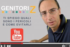 LUCIANO GENITORIZ VIDEO YOUTUBE EDUCAZIONE DIGITALE